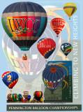 My Balloon Fest Photo Poster