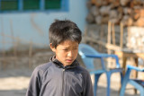 Boy from Langtang Village