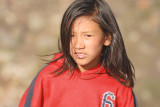 Girl from Langtang Village