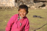 Boy from Kyanjin Gompa