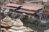 Pashupatinath, cremation ghat