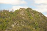 Mt Duncan peak, from Gnomon