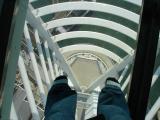 Spinnaker Tower Glass floor, Portsmouth (170m up)