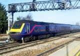 First Great Western High Speed Train, Swindon