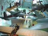 Air Force Museum Hall
