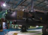 Lancaster Bomber - Air Force Museum
