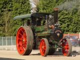 Steam Traction Engine at Hethersett
