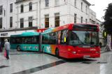 Cardiff Bus 18m Articulated