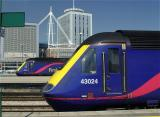 First Great Western High Speed Loco's