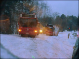 Buses in trouble 101125