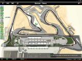 F1 app landscape mode