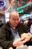 Me at McDonalds in New York