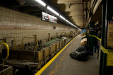 Subway maintenance