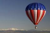 Erie Days Hot Air Balloon Launch