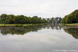 Les vestiges de l'aqueduc inachevé - 1686