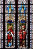 Saint Jean l'Evangeliste et Saint Jean Baptiste