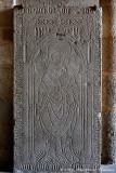 Dalle funéraire de Ramnulphe de Pompadour