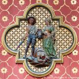 La décapitation de saint Jean Baptiste