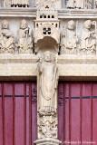 Saint-Firmin représenté en évêque bénissant