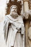 Statue du prophète Nahum