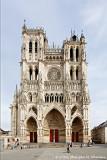 Façade occidentale de la cathédrale