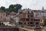 Depuis le pont médiéval Saint-Etienne