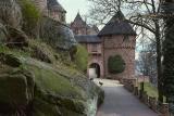Haut-Koenigsbourg castle - Château