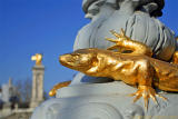 A prey in gold - Une proie en or