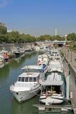 Arsenal Marina - Port de plaisance de Paris Arsenal