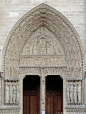 Portal to St Anne - Portail de Ste-Anne
