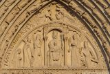 Portail de la Vierge (detail)