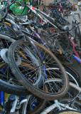 Bicycle graveyard