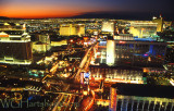 Las Vegas Strip  Sunset