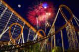 Rollercoaster Moonlight