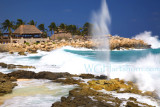 Excaret Blowhole Mexico