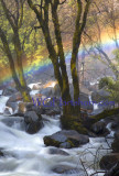 Bridalveil Creek Rainbow