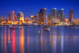 San Diego Twilight