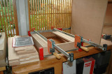 03 cabinet base fabrication