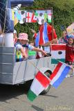 The moor villages carnival parade