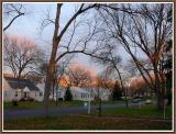 November 21 - Sunrise Over Tiny Town