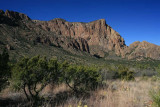 Lost Mine Trail, BBNP