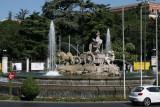 Fountain, Madrid