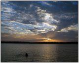 Texoma sunset 2961