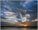 Texoma sunset 2970