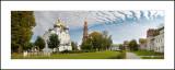 Moscow, Novodevichy monastery