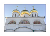 Dmitrov. Cathedral of the Assumption in Dmitrov's Kremlin.1509–1523.