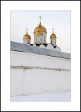 Moscow Region. Town of Mozhaisk. Luzhetsky Monastery. Church of the Nativity of the Virgin. 1524-1547