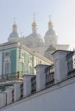 Smolensk. Assumption cathedral. 1677