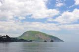 Crimea. Town of Gurzuf. Mount Ayu-Dag