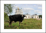 Moscow region. Kiyasovo village, Kazanskaya church, 1701
